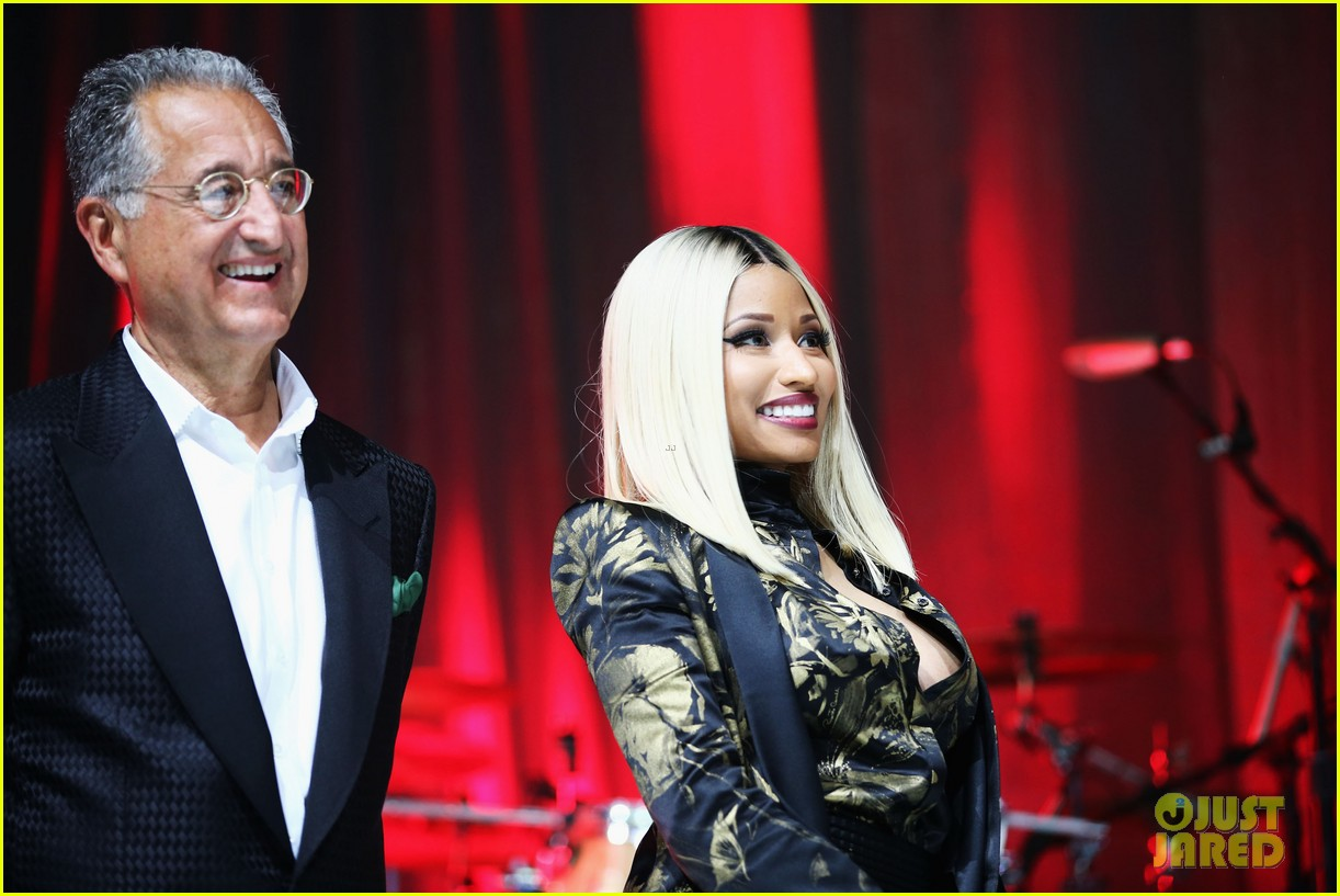 nicki minaj lil wayne bmi rbhip hop awards 2013 06