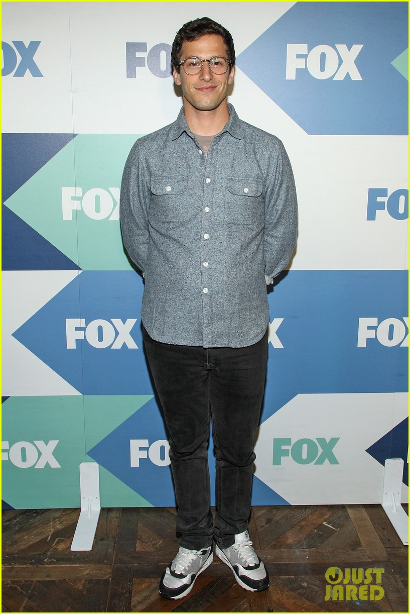 mindy kaling zachary quinto fox all star party 07