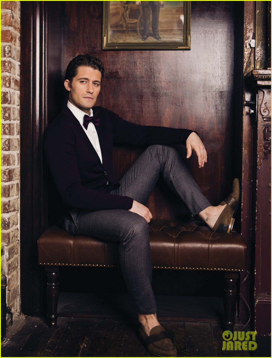 matthew morrison covers august man movement august 2013 092927203