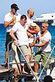 neil patrick harris shirtless vacation with david burtka twins 39