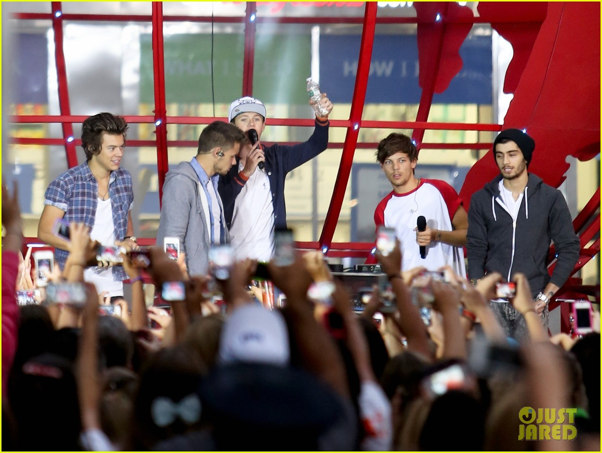 one direction today show concert series watch now 05