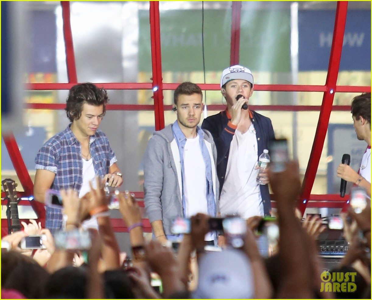 one direction today show concert series watch now 10