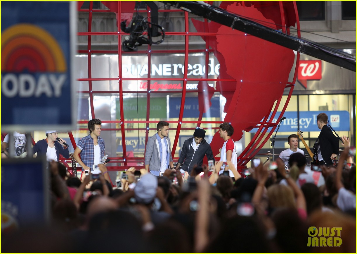 one direction today show concert series watch now 16
