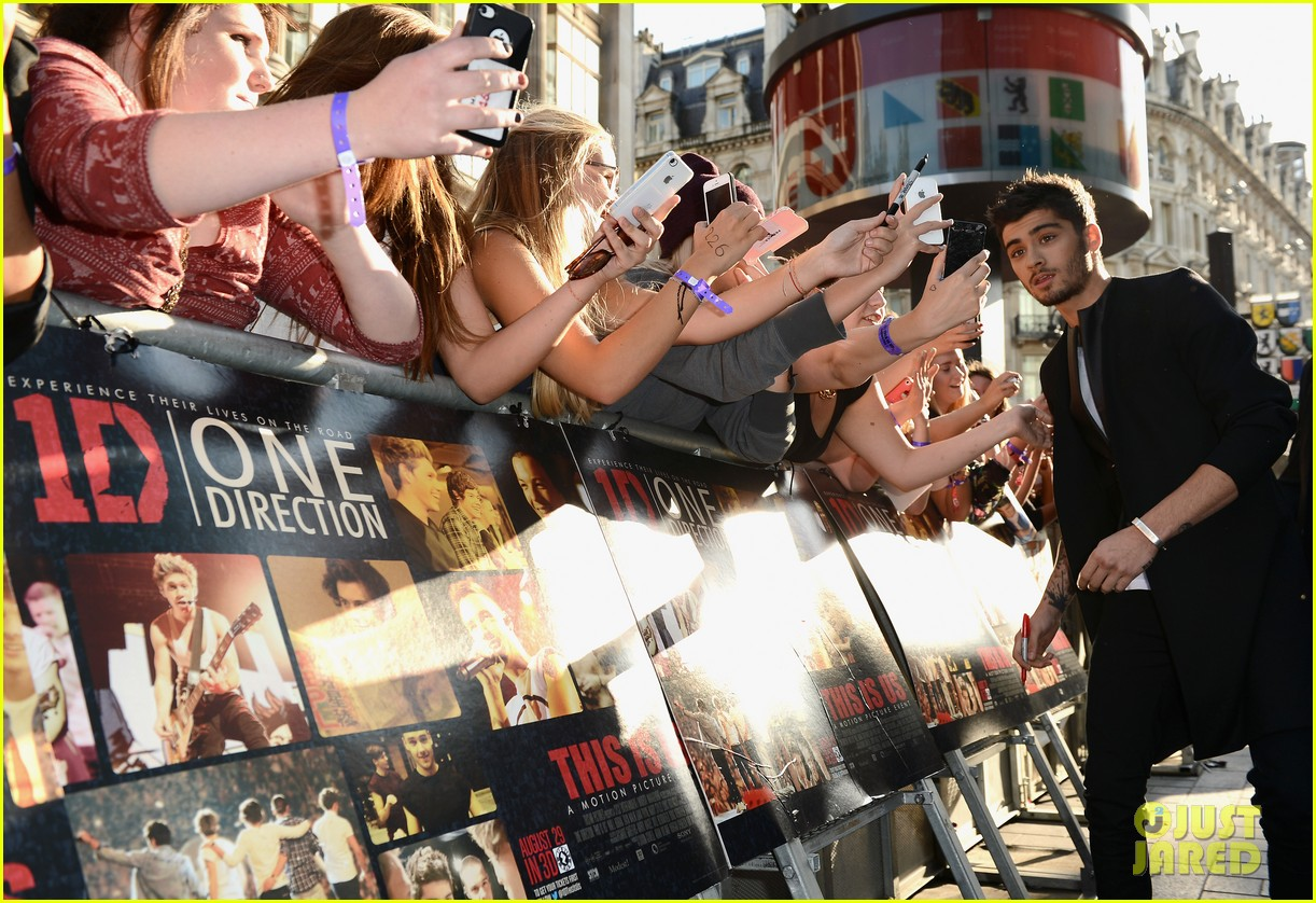 one direction this is us world premiere 072934025