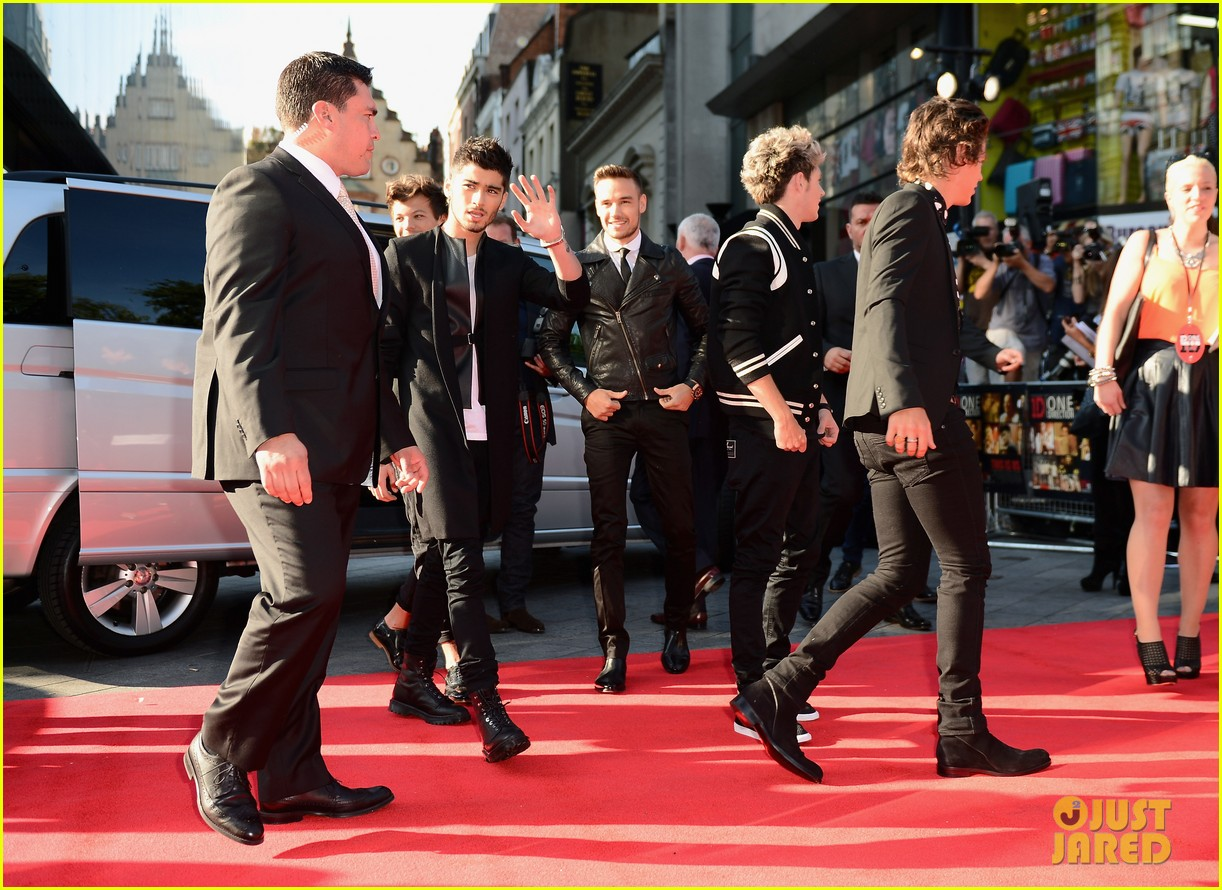 one direction this is us world premiere 08