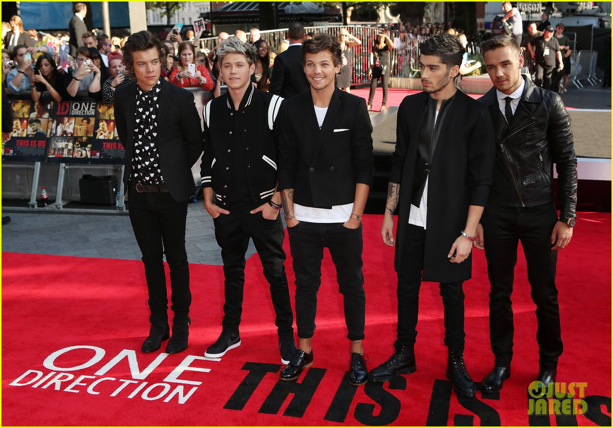 one direction this is us world premiere 132934031