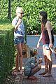 gwyneth paltrow apple moped to coffee shop 04