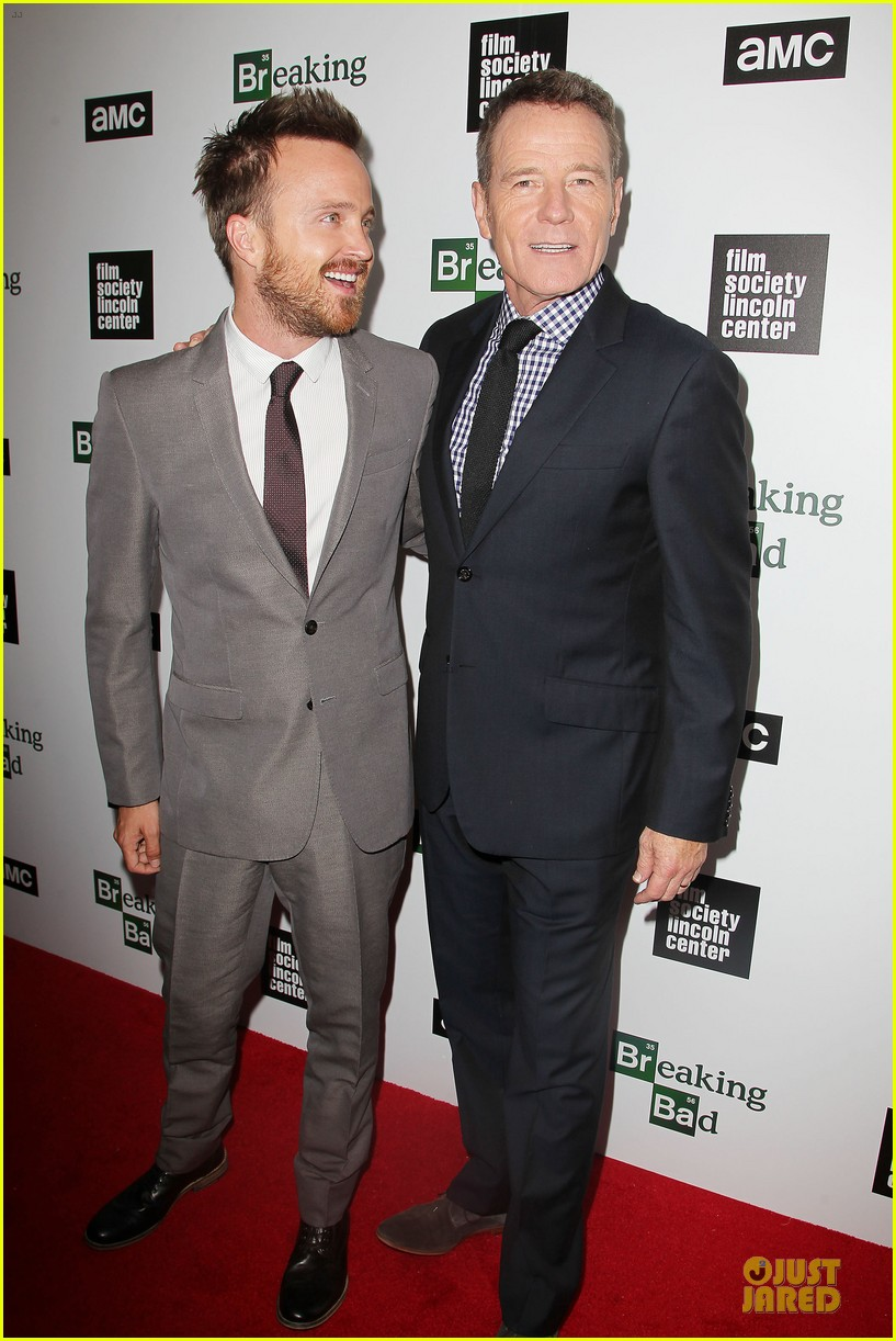 aaron paul bryan cranston breaking bad season 6 premiere 082921211