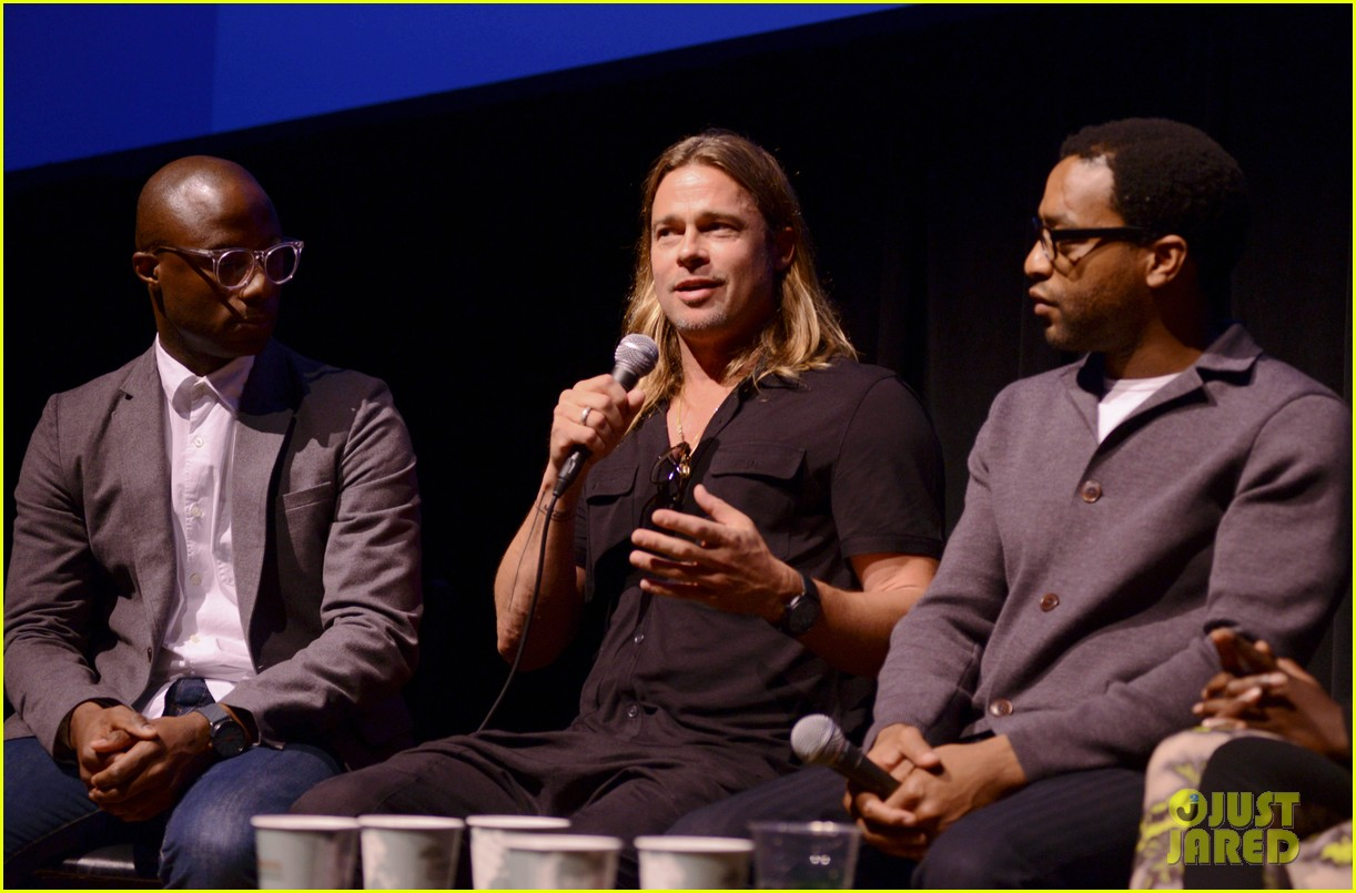 brad pitt michael fassbender 12 years a slave at telluride 012941119