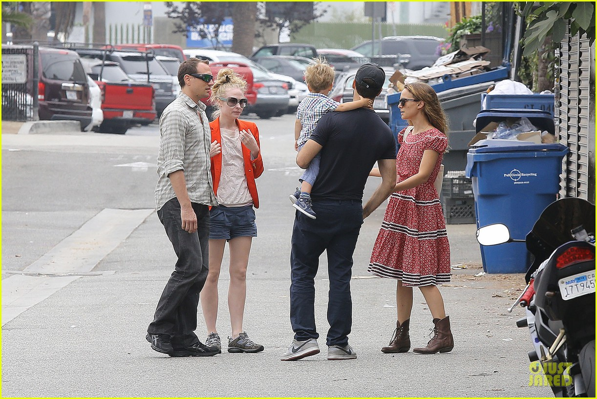 natalie portman benjamin millepied venice lunch with aleph 21