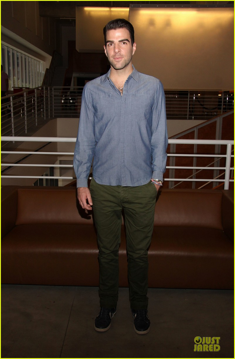 zachary quinto the glass menagerie media day 01