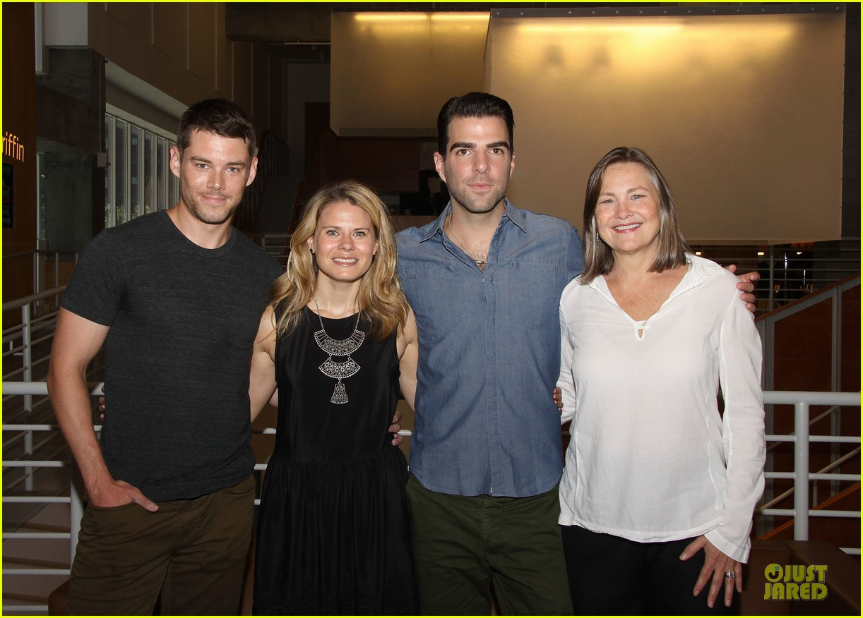 zachary quinto the glass menagerie media day 02