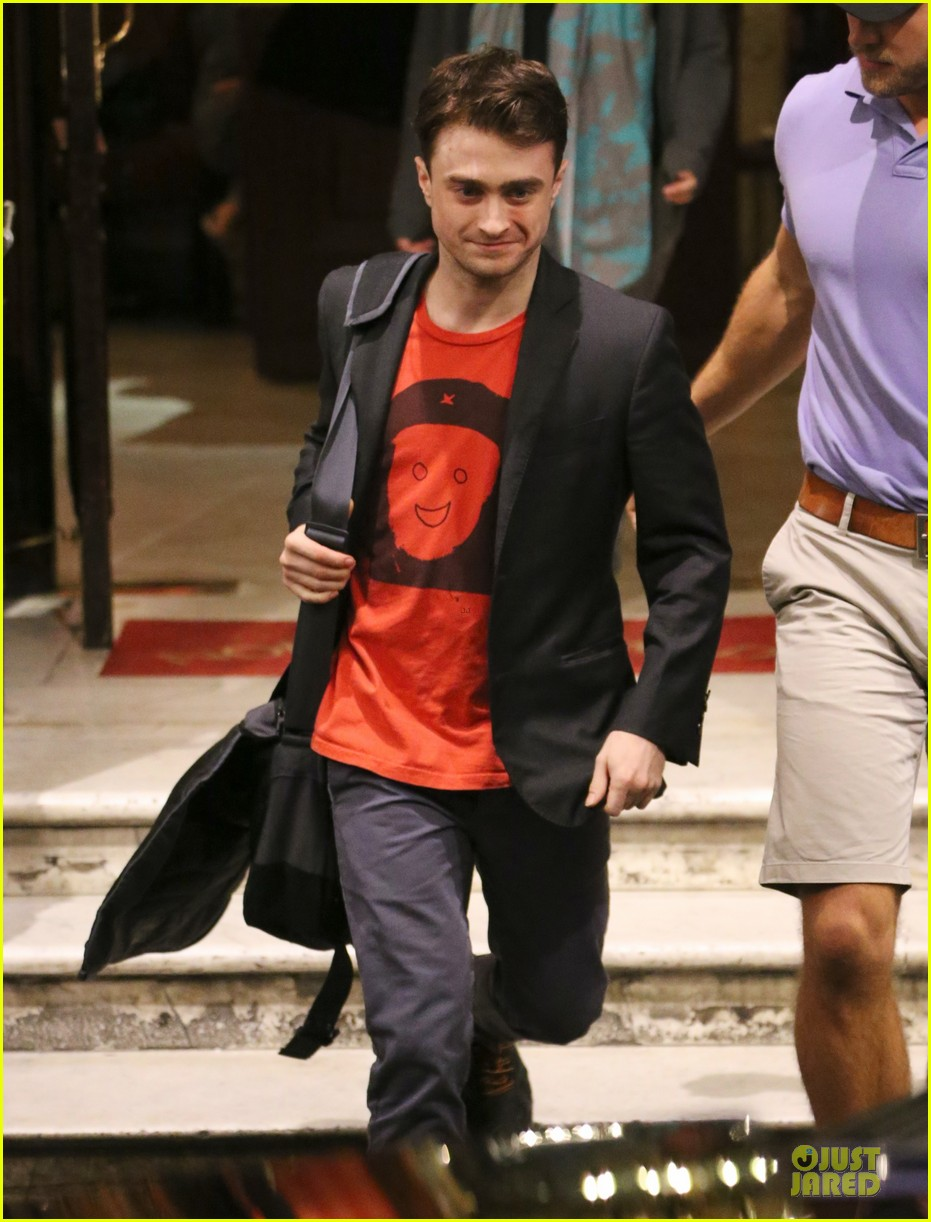 daniel radcliffe the f world will screen at toronto film festival 08