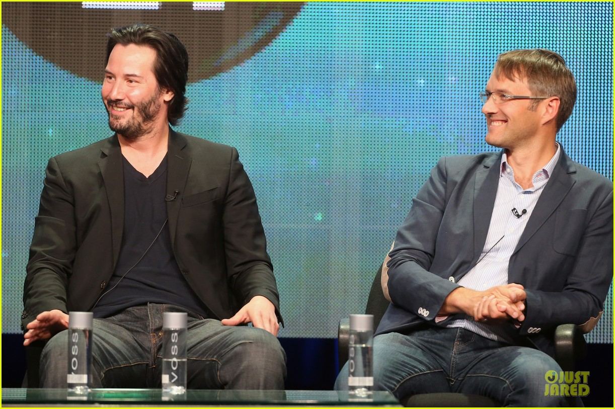 keanu reeves side by side at pbs summer tca tour 142925270