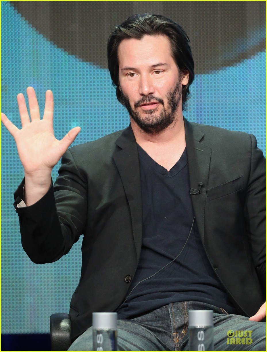 keanu reeves side by side at pbs summer tca tour 192925275