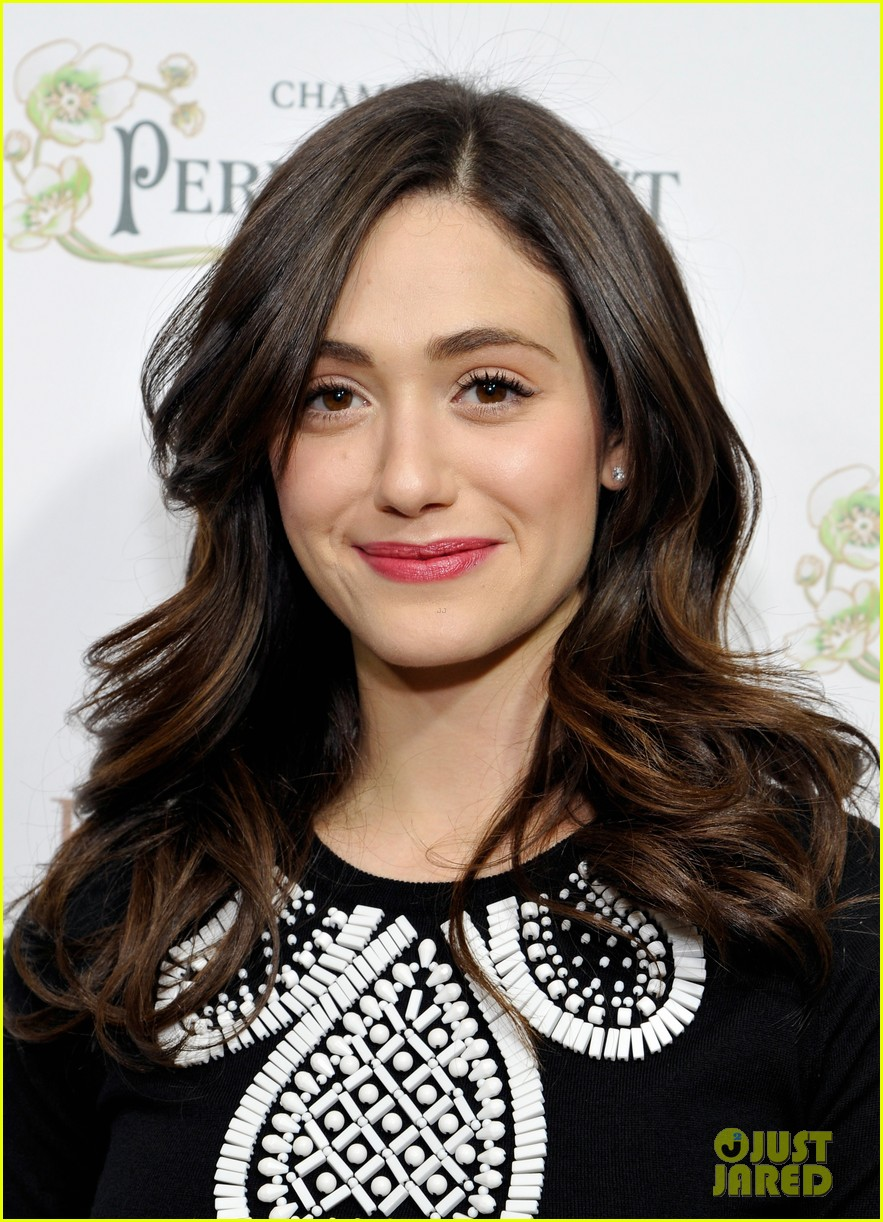 emmy rossum ali larters cookbook release party 022939345