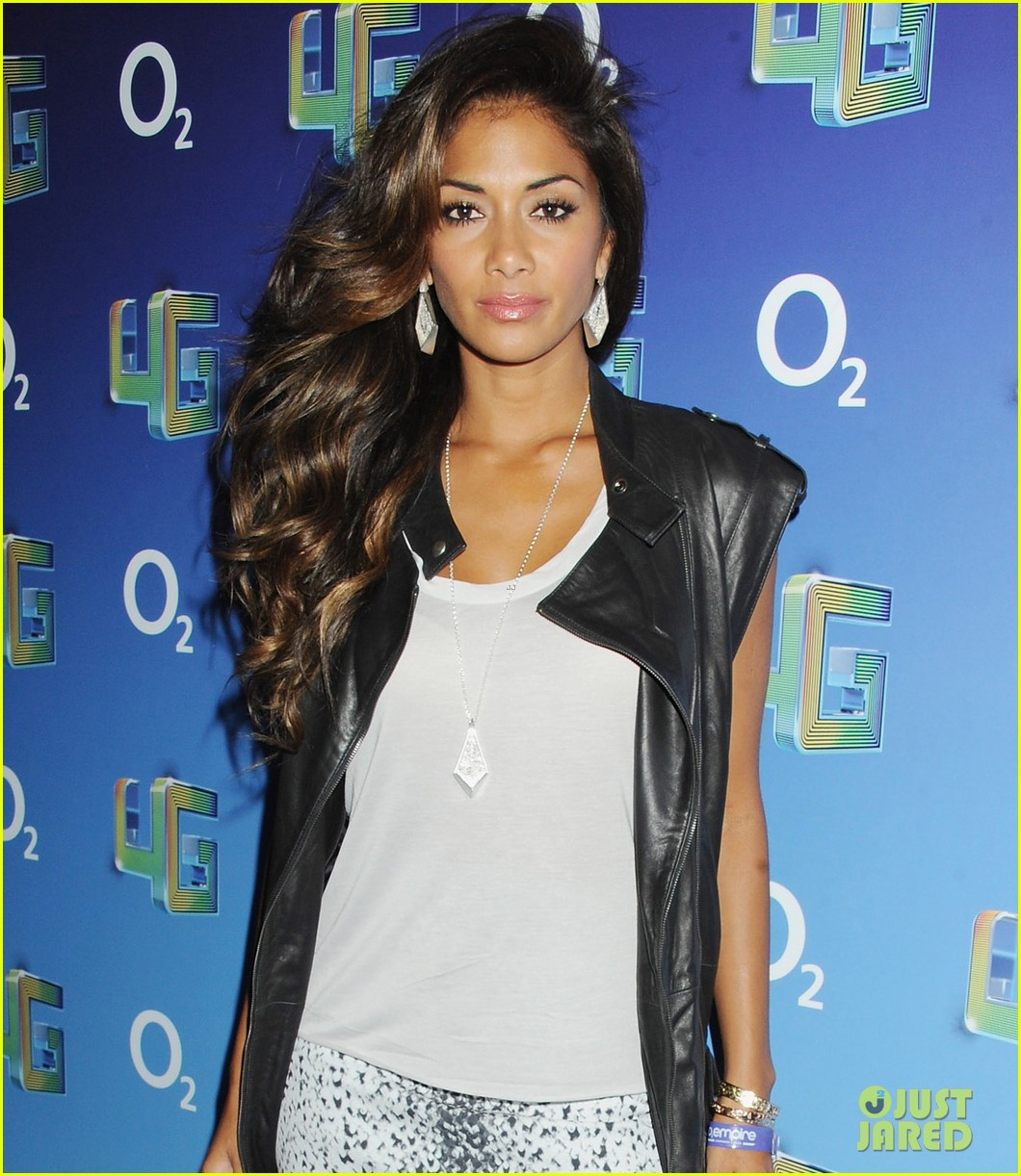 nicole scherzinger x factor uk season ten launch 09