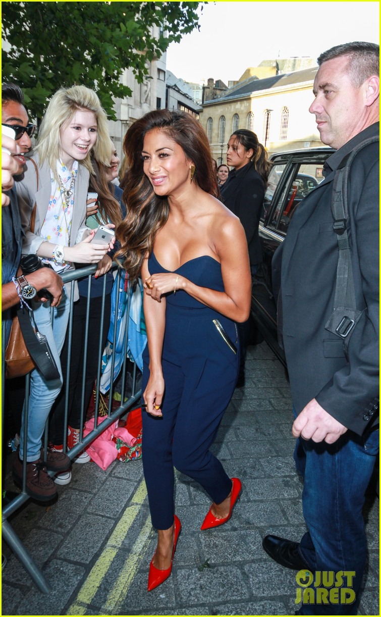 nicole scherzinger x factor uk season ten launch 142940521