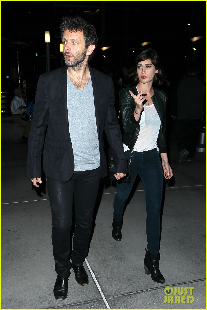 michael sheen lizzy caplan worlds end after party 09