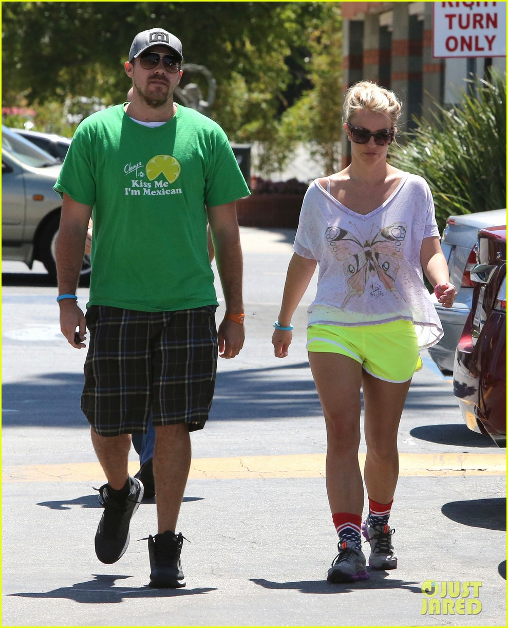 britney spears david lucado tony roma twosome 102938268