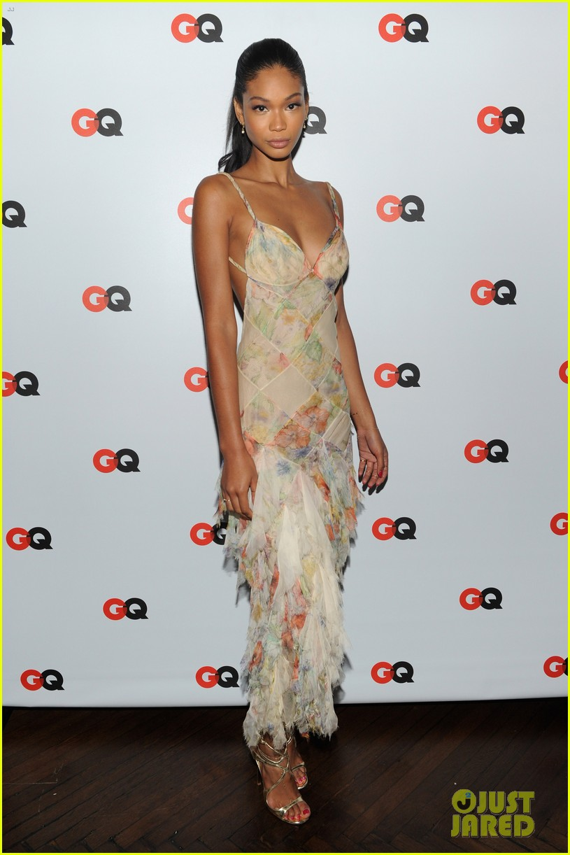 chrissy teigen matt mcgorry gq what to wear now party 03