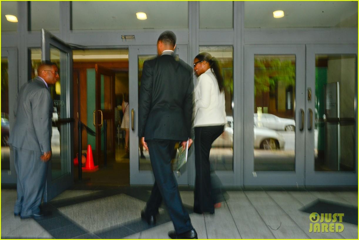 usher wins custody battle hugs tameka foster after trial 102926791