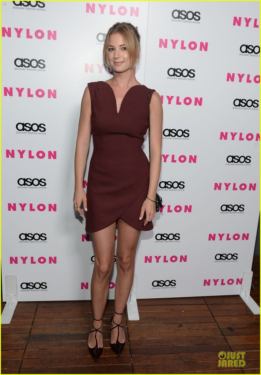 emily vancamp josh bowman nylon september cover party 012938082