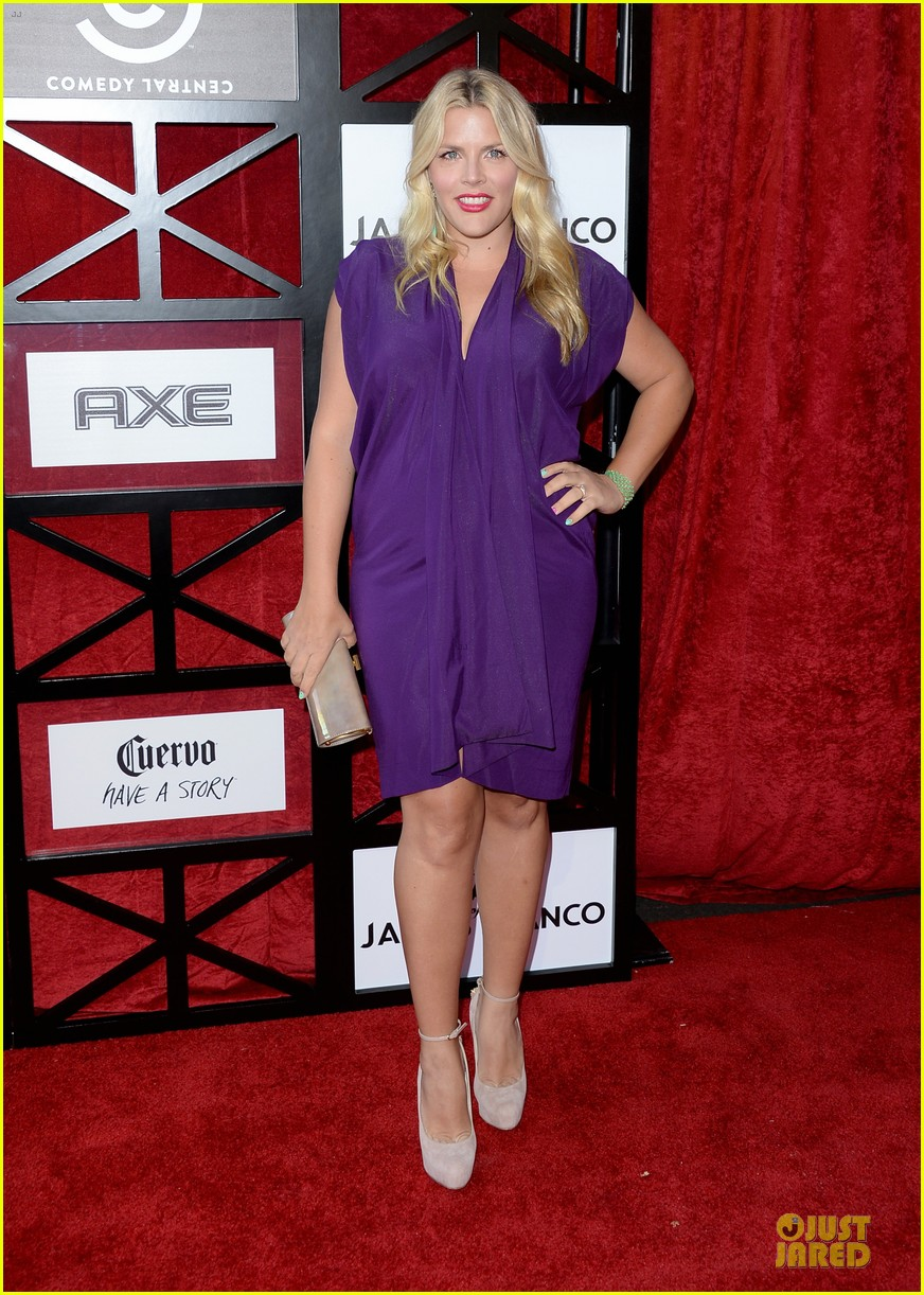 kate walsh busy philipps the roast of james franco 032938055