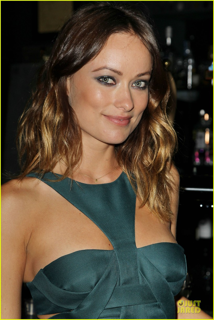 olivia wilde drinking buddies nyc screening 02
