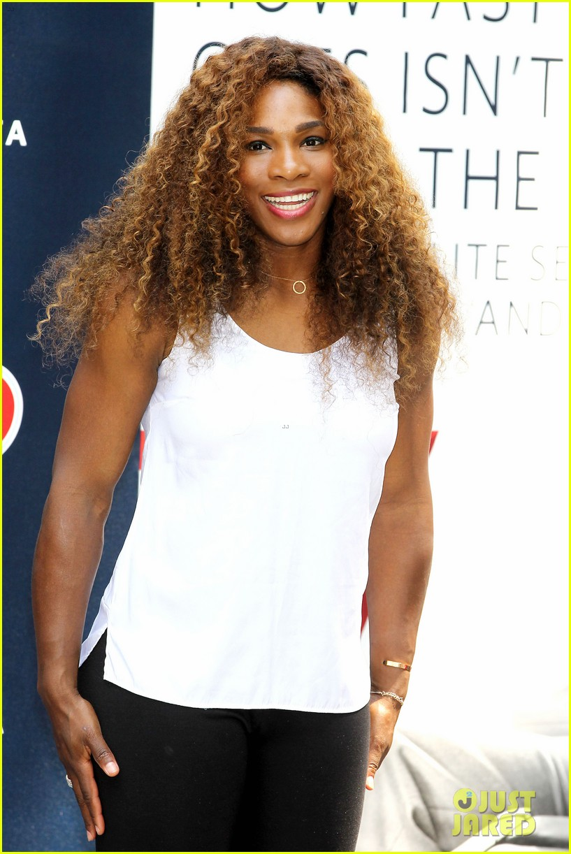 serena williams sports two hairstyles in one day 042935183