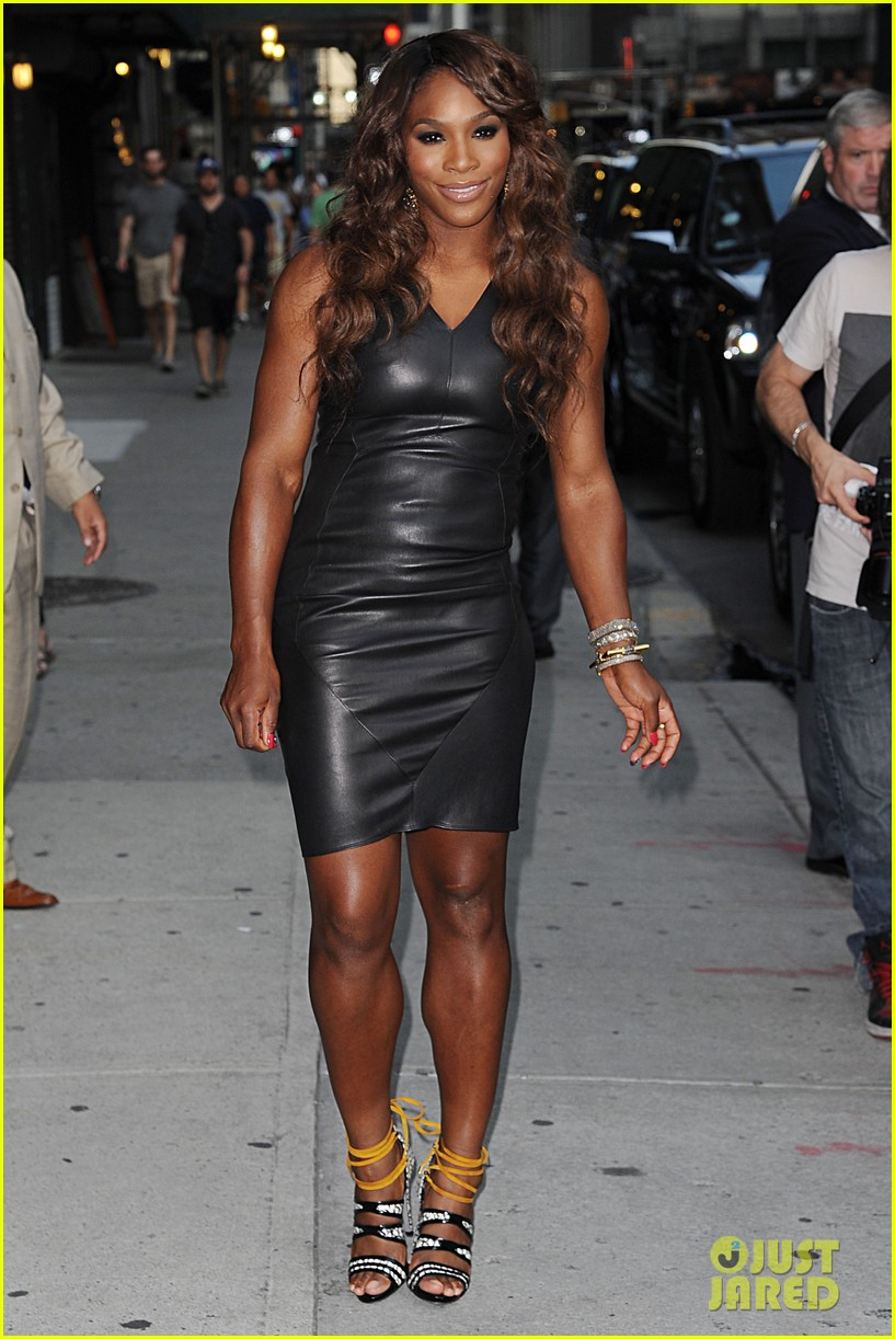 serena williams sports two hairstyles in one day 08