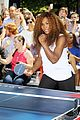 serena williams sports two hairstyles in one day 14