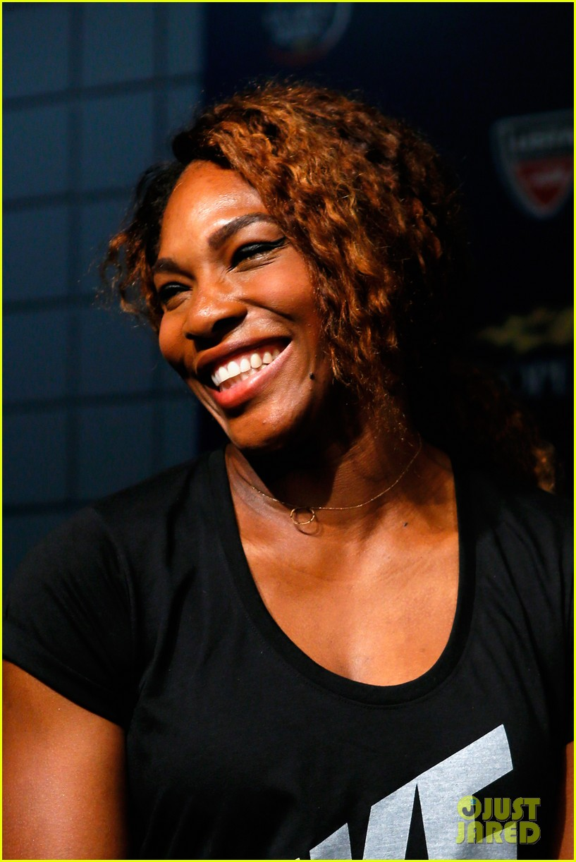 serena williams bnp paribas taste of tennis with venus 062935867