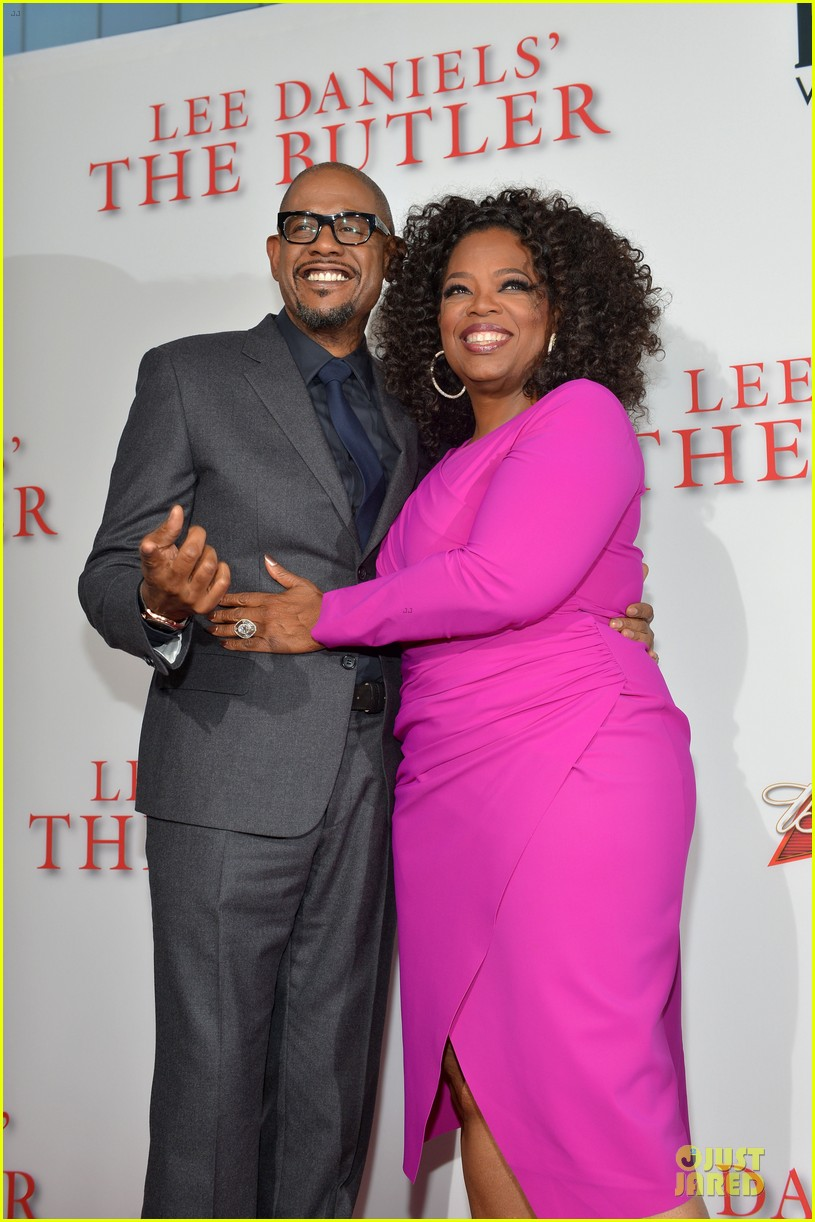 oprah winfrey forest whitaker the butler premiere 14