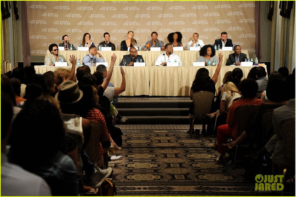 oprah winfrey mariah carey the butler press conference 282924144