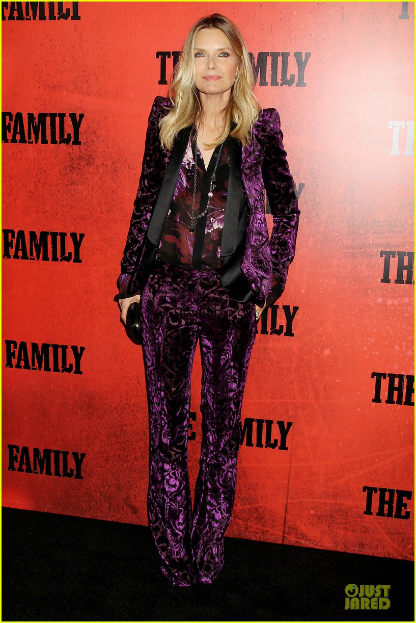 dianna agron michelle pfeiffer the family nyc premiere 212949714