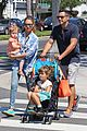 jessica alba farmers market fun with family after nyfw 33