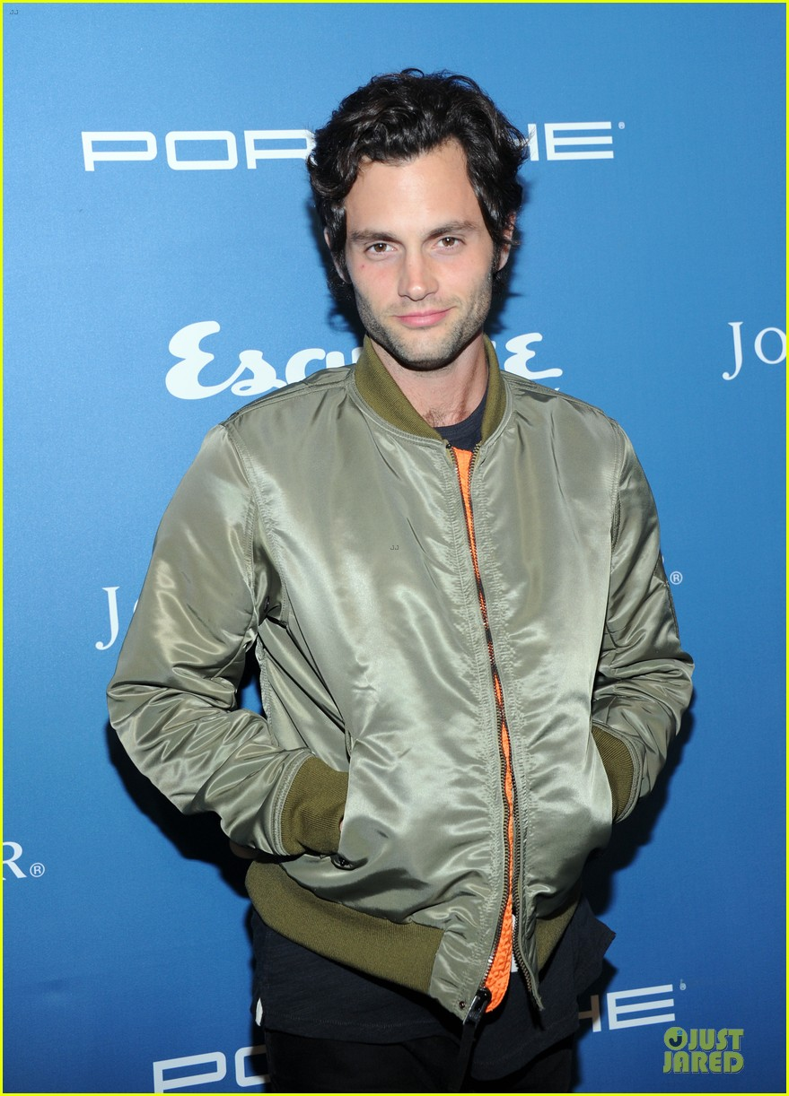 penn badgley esquire network launch celebration 022954441
