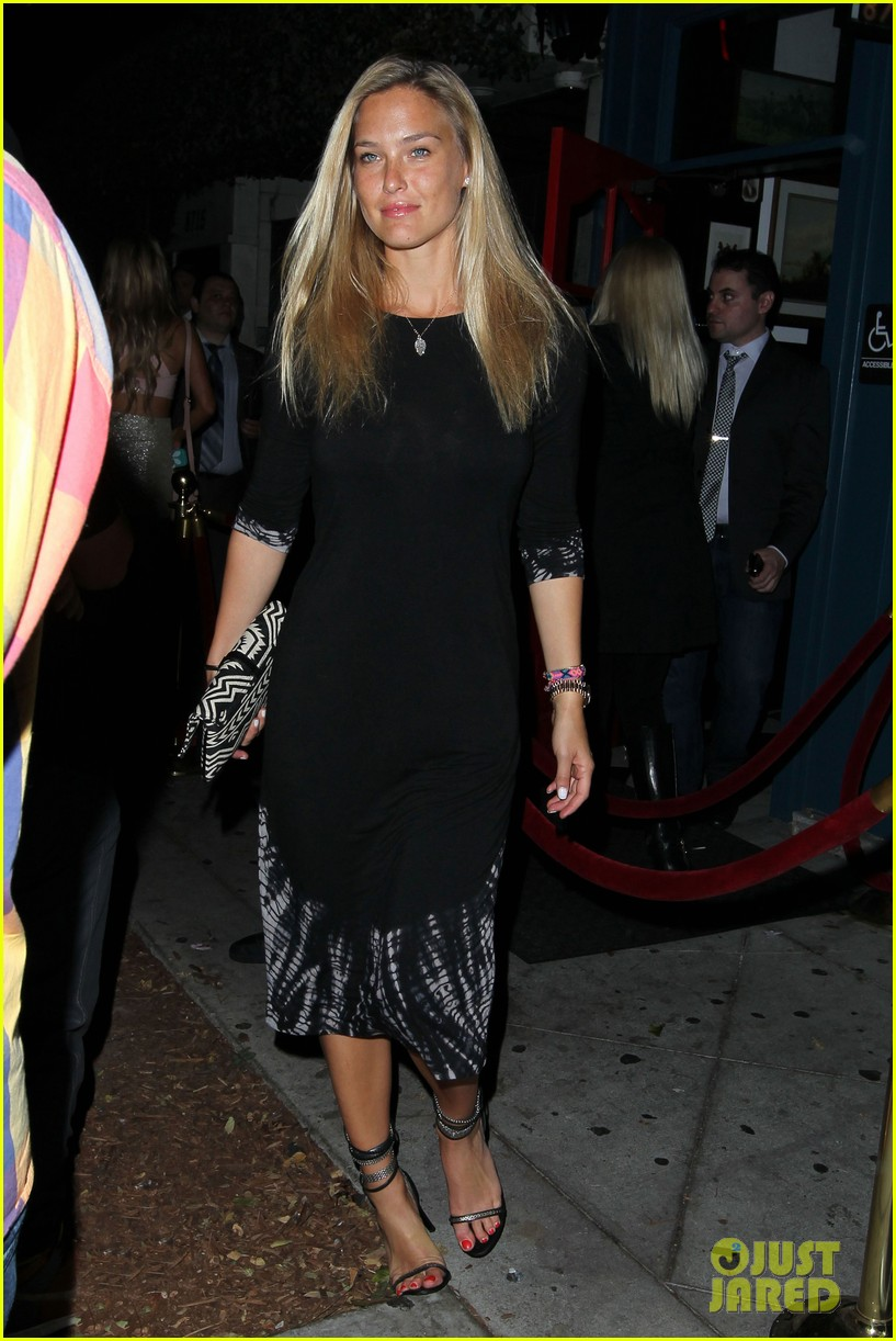 bar refaeli ashlee simpson hooray henry night out 082950801