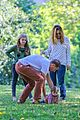 drew barrymore will kopelman central park fun with olive 20