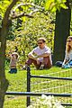 drew barrymore will kopelman central park fun with olive 28