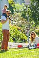 drew barrymore will kopelman central park fun with olive 29
