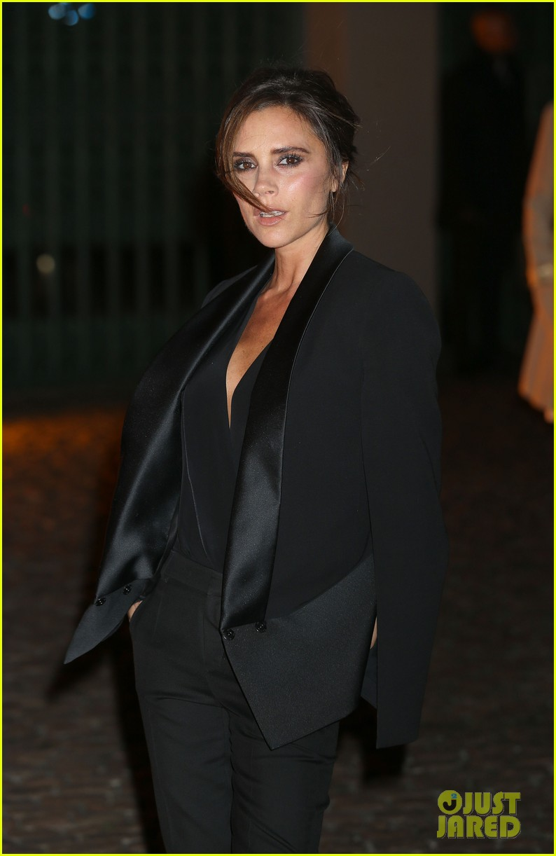 david victoria beckham global fund celebration 06