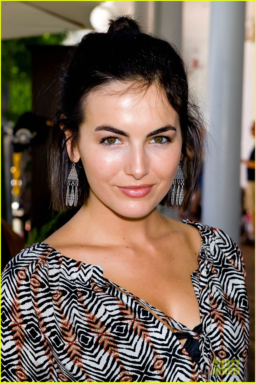 camilla belle lena dunham la loves alex lemonade event 022962098