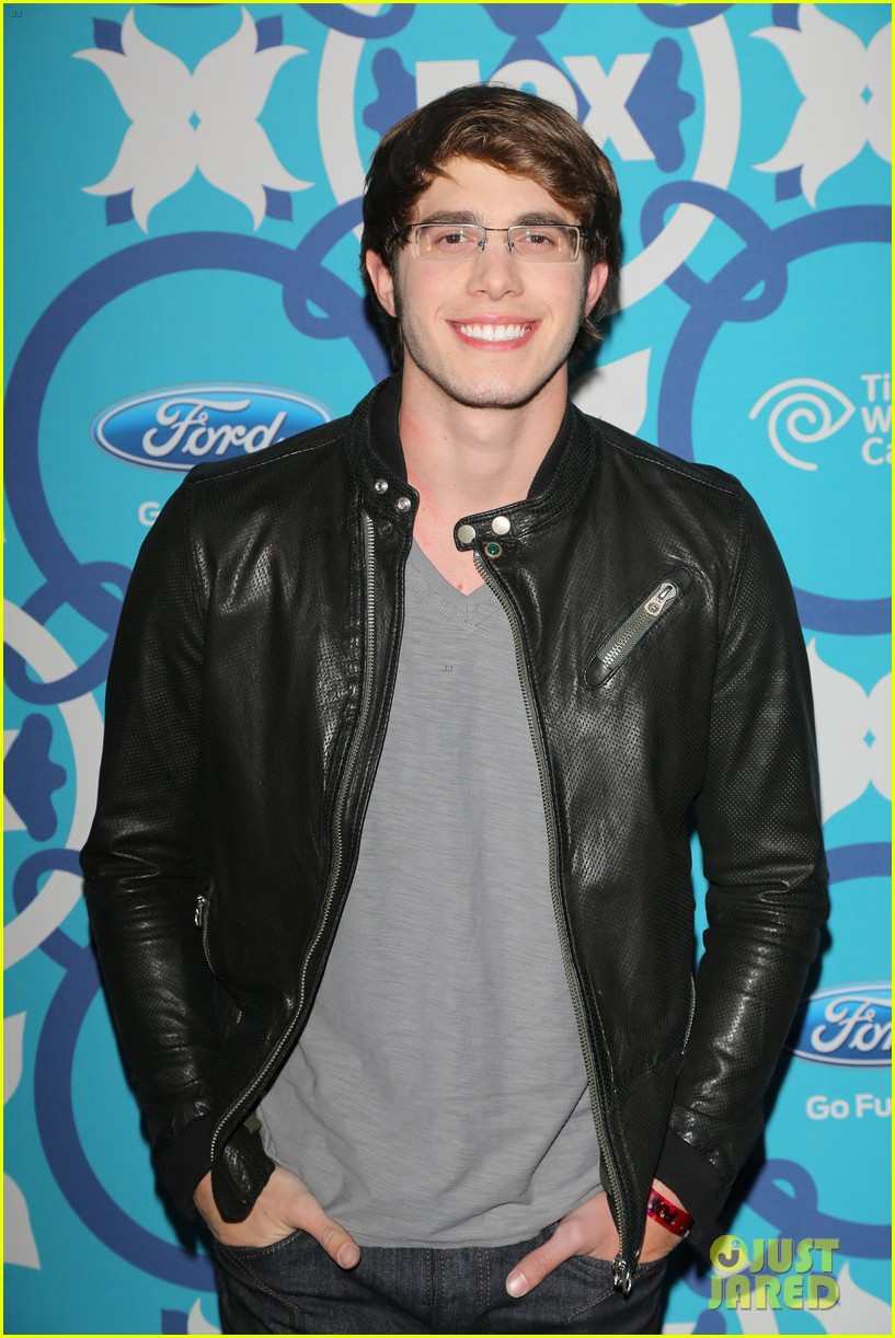 melissa benoist blake jenner fox fall eco casino party 302949330