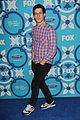 melissa benoist blake jenner fox fall eco casino party 12