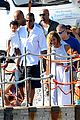 beyonce jay z italian yacht vacation with blue ivy 12