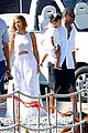 beyonce jay z italian yacht vacation with blue ivy 15