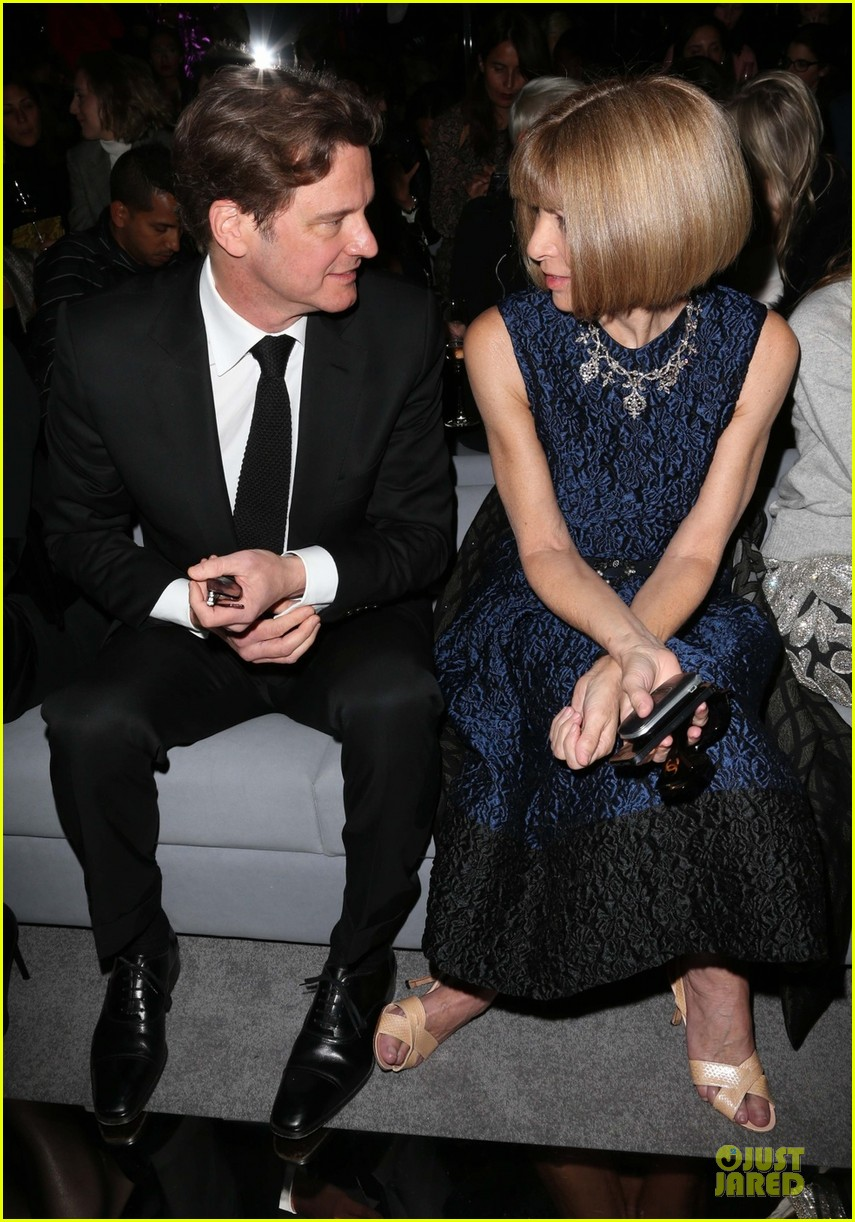 cate blanchett colin firth tom ford fashion show 04