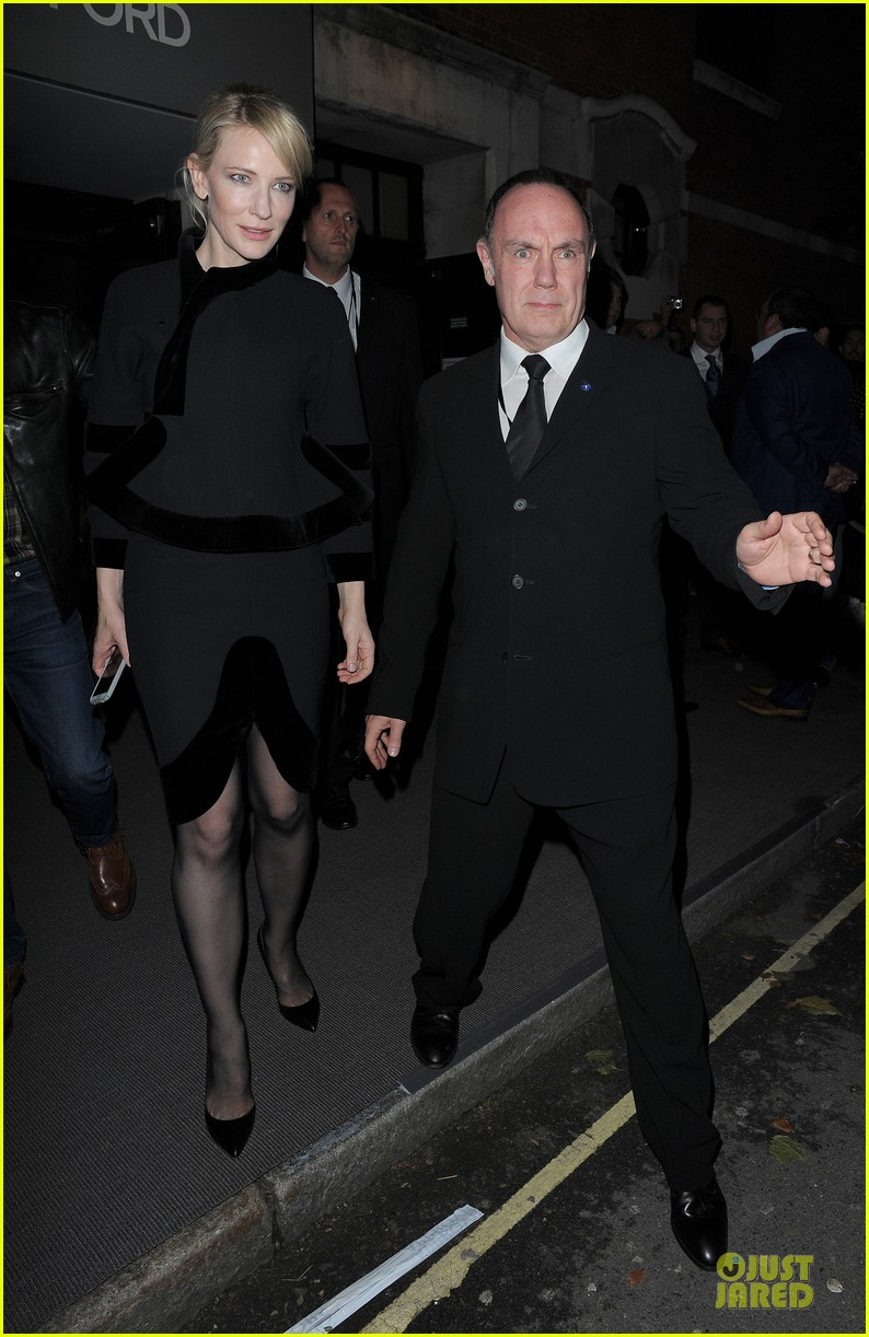 cate blanchett colin firth tom ford fashion show 112953922